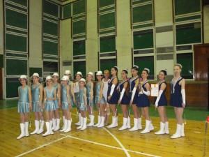 """Мажоретките на """"Черноризец Храбър"""" на фестивала """"Слънчева Бесапара"""" – Пазарджик – 2016 година"""