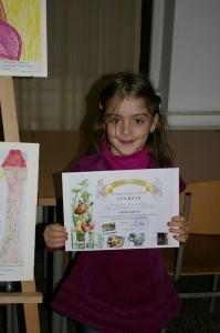 """Награждаване в конкурса """"На гости на приказките"""""""
